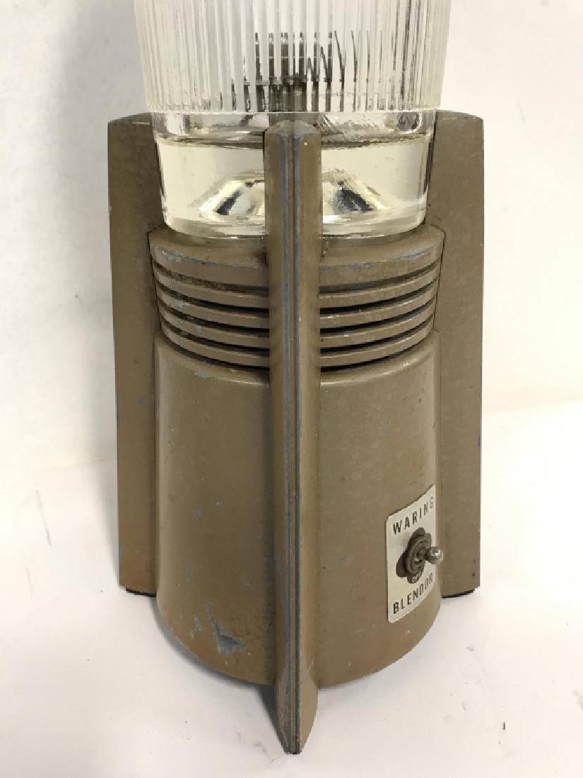 Vintage WARING BLENDOR Atomic Rocketship - 5