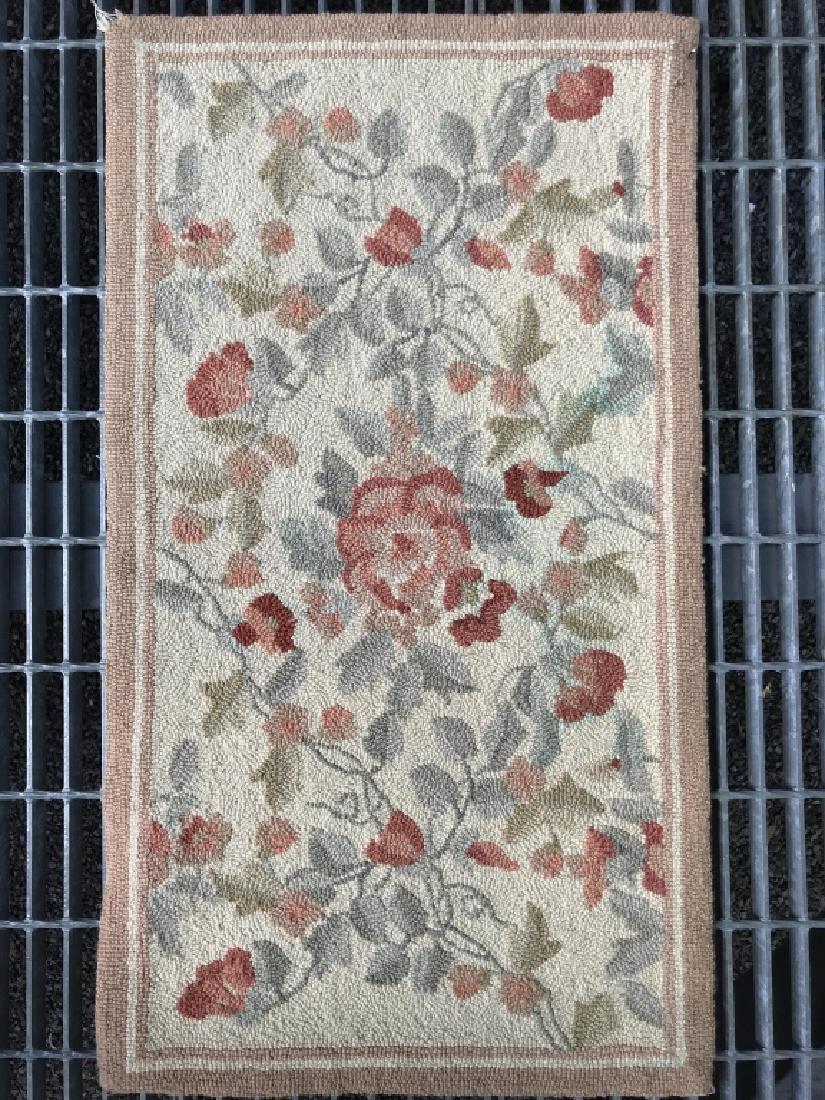 Lot 4 Assorted Wool Rugs - 4
