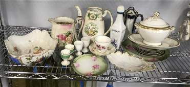 Miscellaneous Collectible Porcelain Table ware