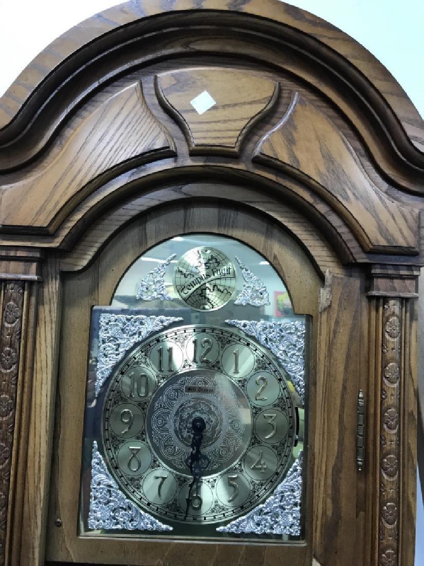Seth Thomas Grandfather Clock - 4