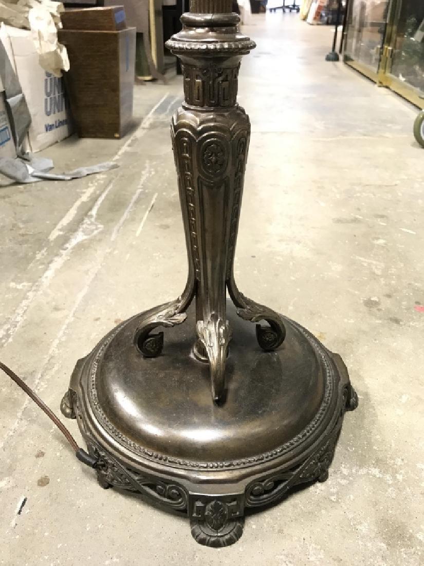 Metal Floor Lamp W Shade - 5