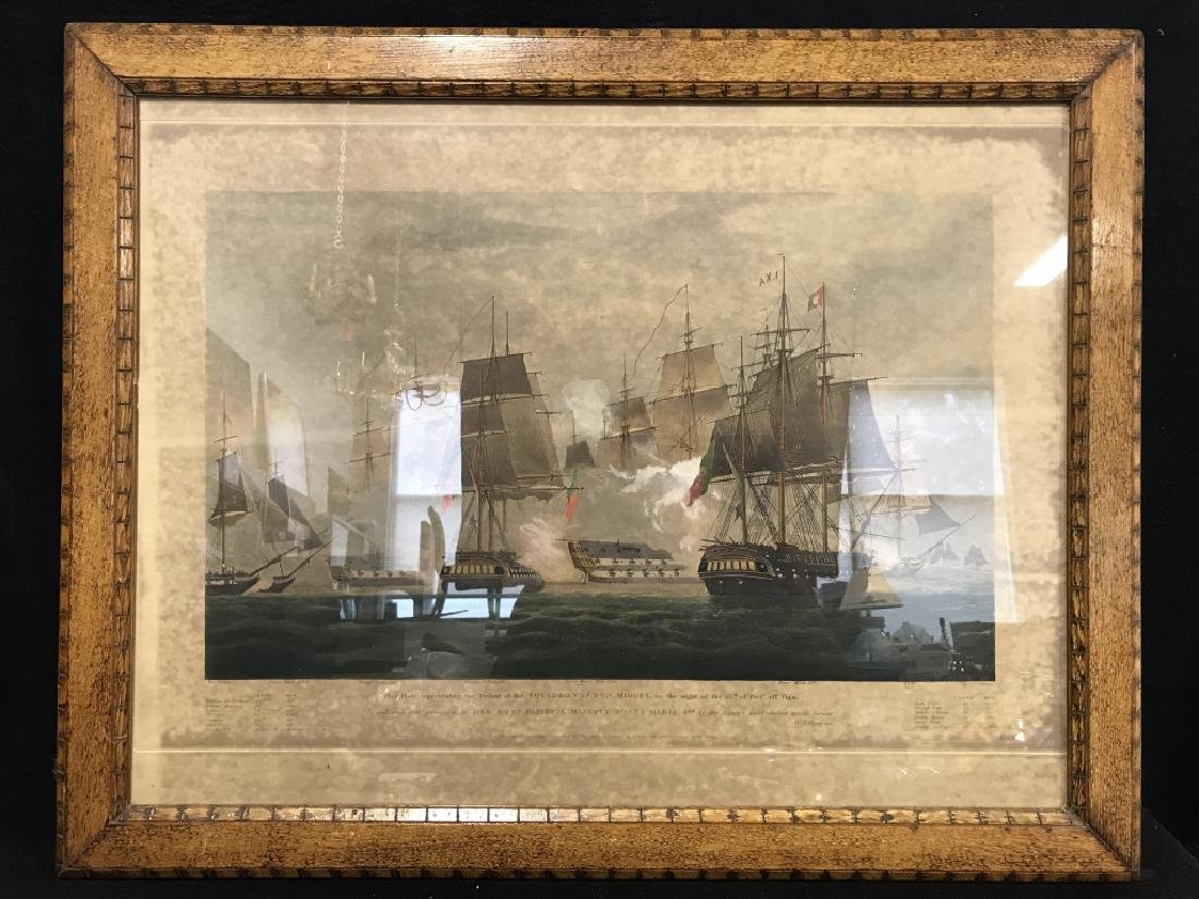 Framed Nautical Print - 2
