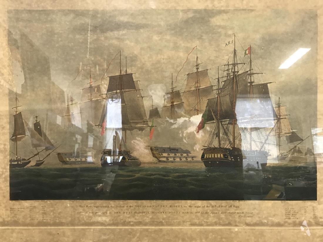Framed Nautical Print - 3