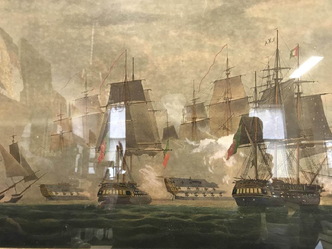 Framed Nautical Print - 4