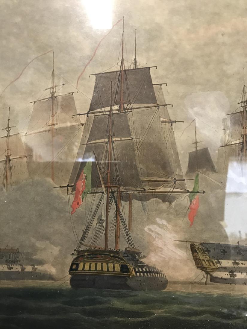 Framed Nautical Print - 5