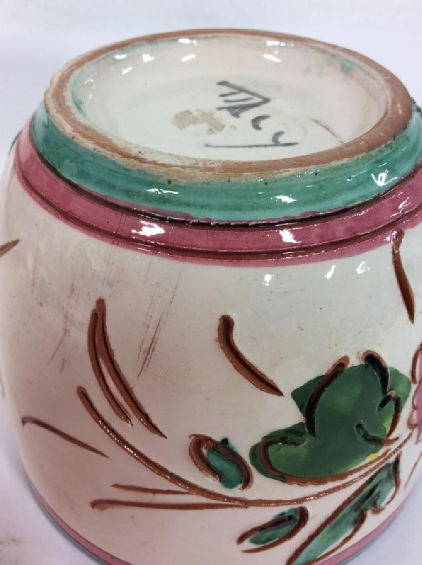 Lot 4 Vintage Planter Vases - 10
