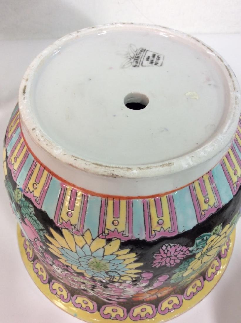 Lot 4 Vintage Planter Vases - 4