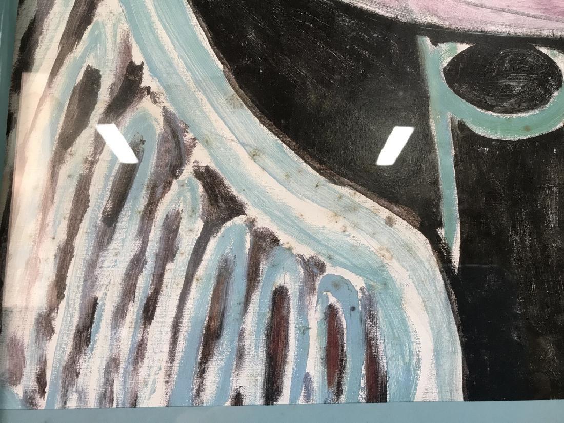 Framed Impressionist Matisse Exhibition Poster - 6