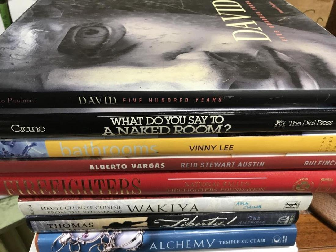 Group Lot Art and MoreCoffee Table Books - 4