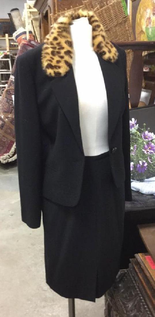 VALENTINO MISS V Blazer and Skirt Set Women's
