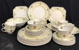 44 Pcs Johnson Brothers Vintage Porcelain China
