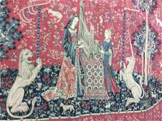 Vintage Point dHalluin Tapestry