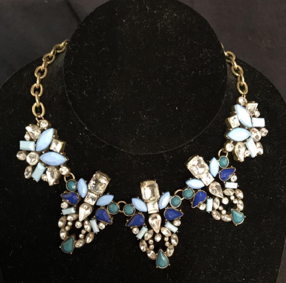 Vintage Stone Rhi Eaton's Statement Necklace