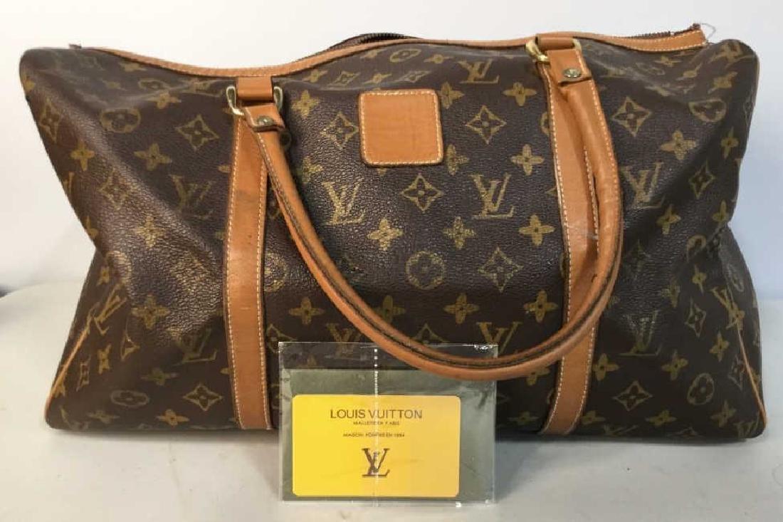 Authentic Louis Vuitton Satchel Pocketbook