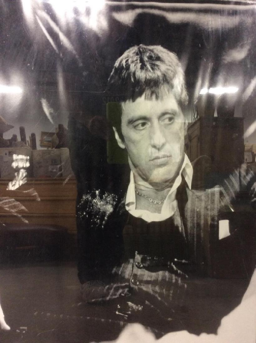 Framed SCARFACE Poster Print - 2