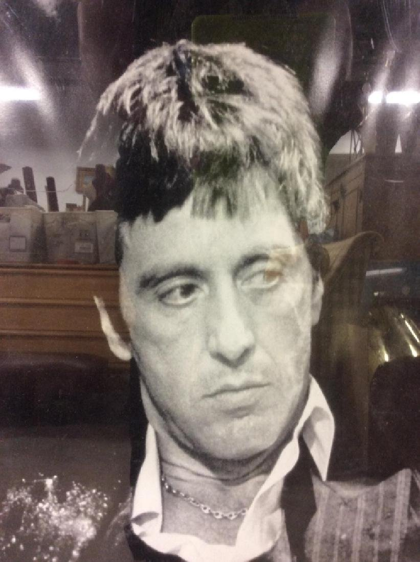 Framed SCARFACE Poster Print - 3