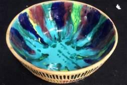 RAYMOR ITALY Handmade Ceramic Vessel