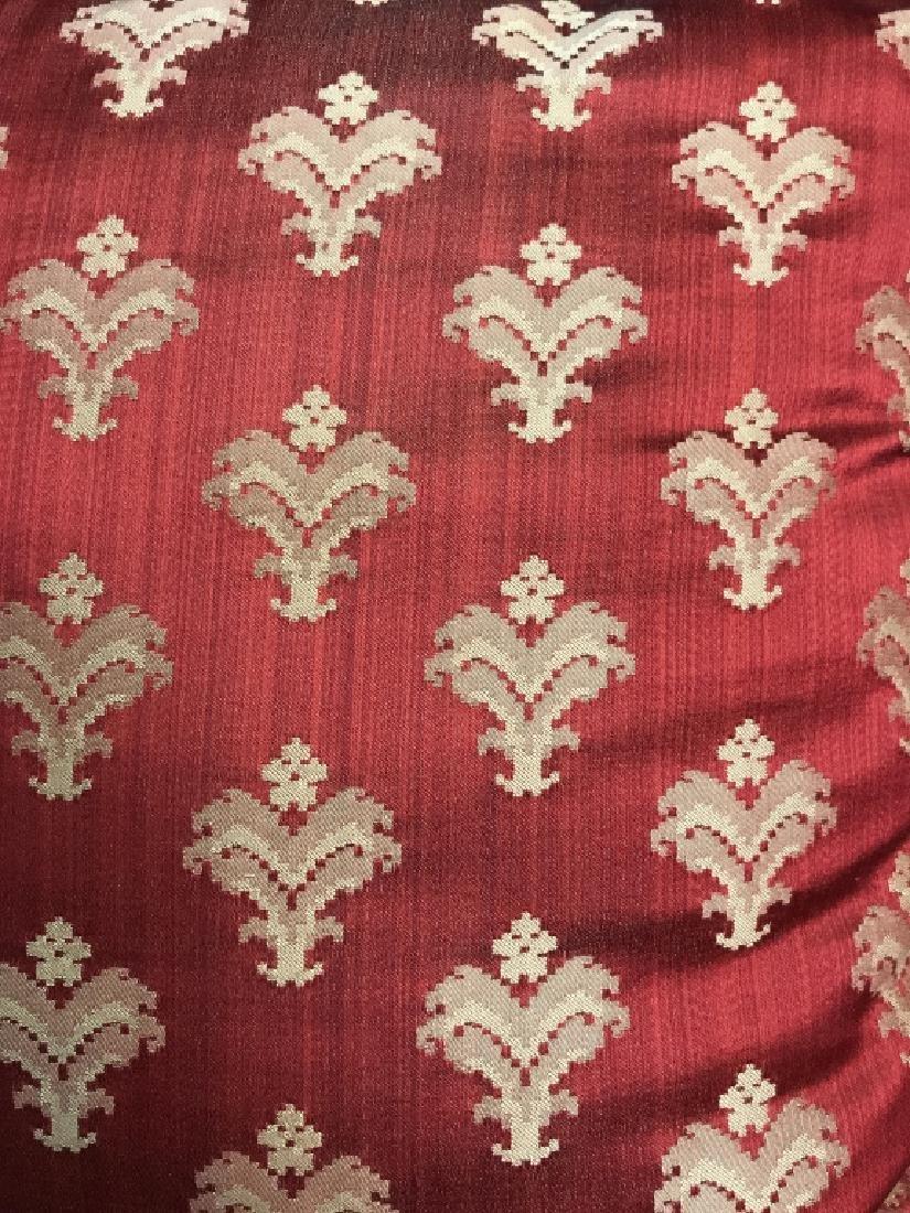 Pair Decorator Silk Toss Pillows - 4