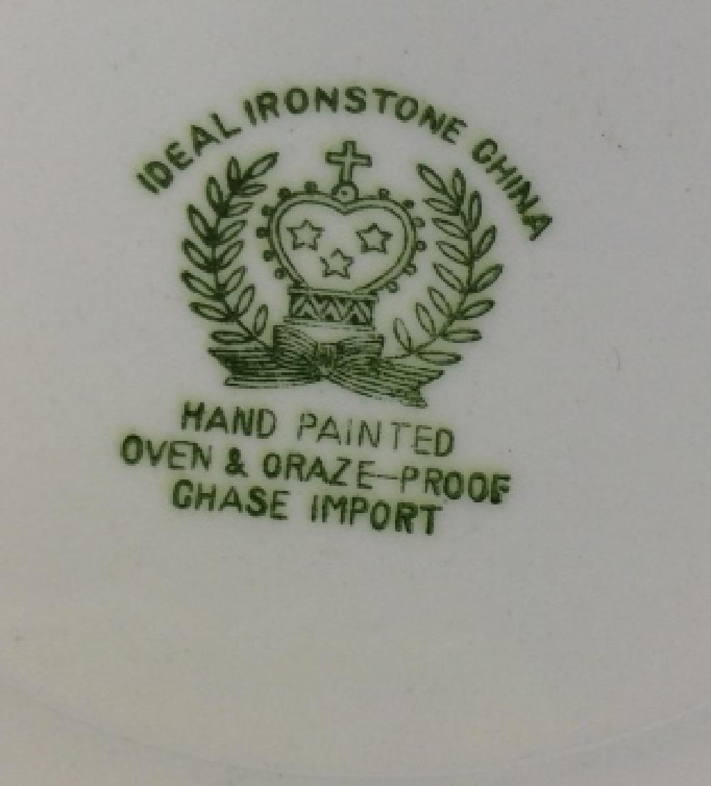Ceramic Porcelain Hand Painted Serving Bowl - 5