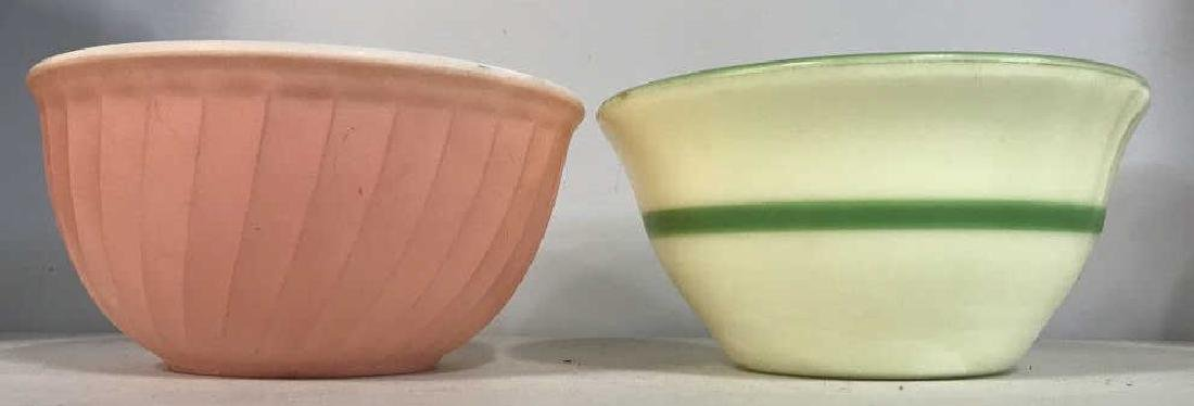 2 Vintage Fire King Bowls, Kitchen Ware