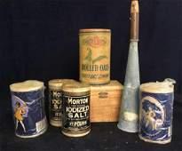 Group Lot Vintage Kitchen Collectibles