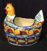 Mexican Chicken Ceramic Tableware