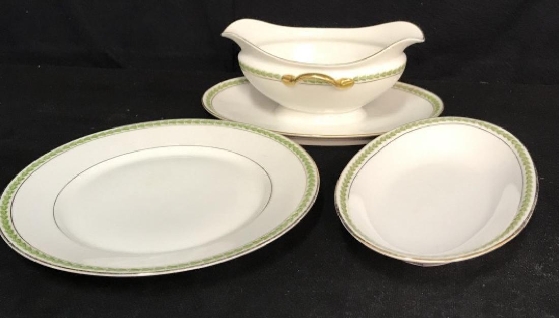 Group P. T. Bavarian Porcelain Tableware