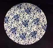 Set 4 English Ironstone Plates