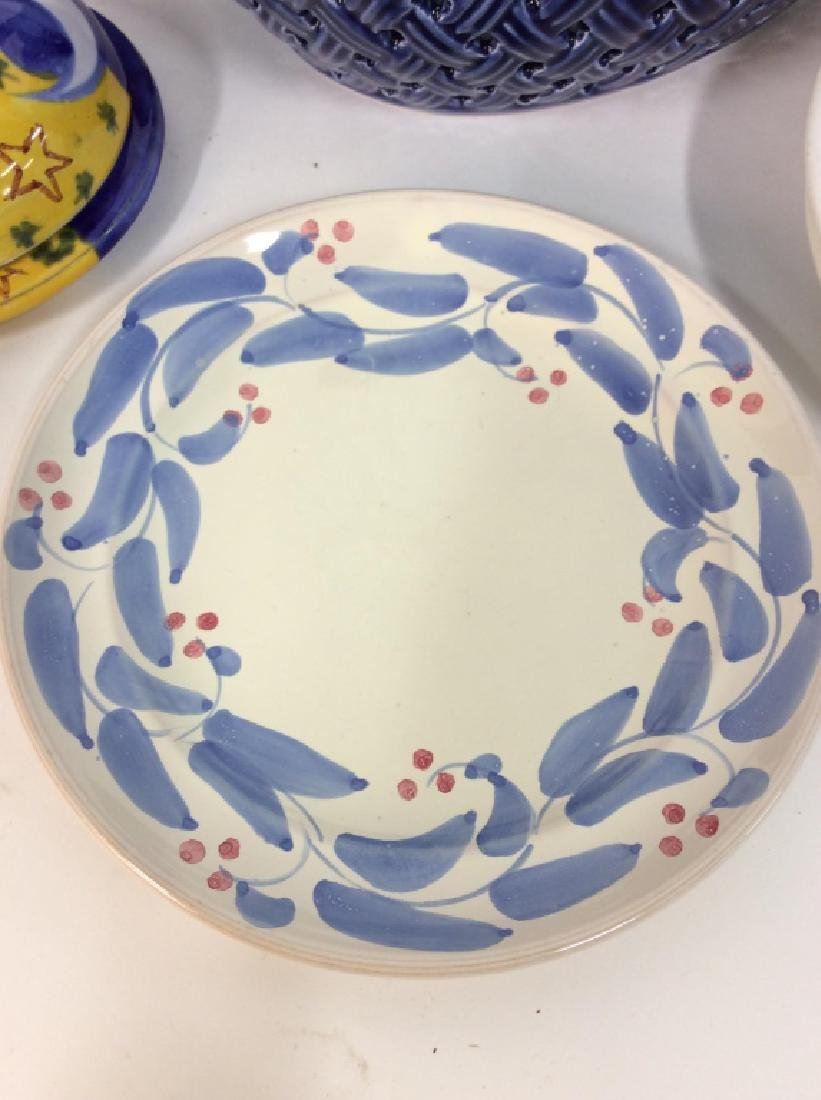 Lot 6 Assorted Porcelain Tableware - 5