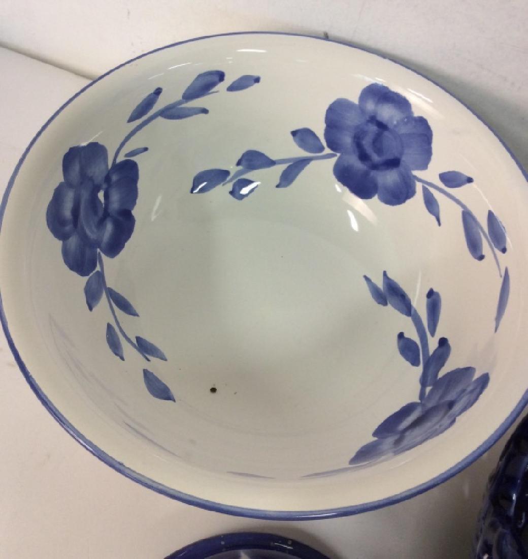 Lot 6 Assorted Porcelain Tableware - 6