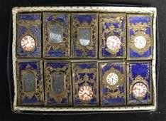 Florentine Boxed Set 10 Adorned Matchbook cases