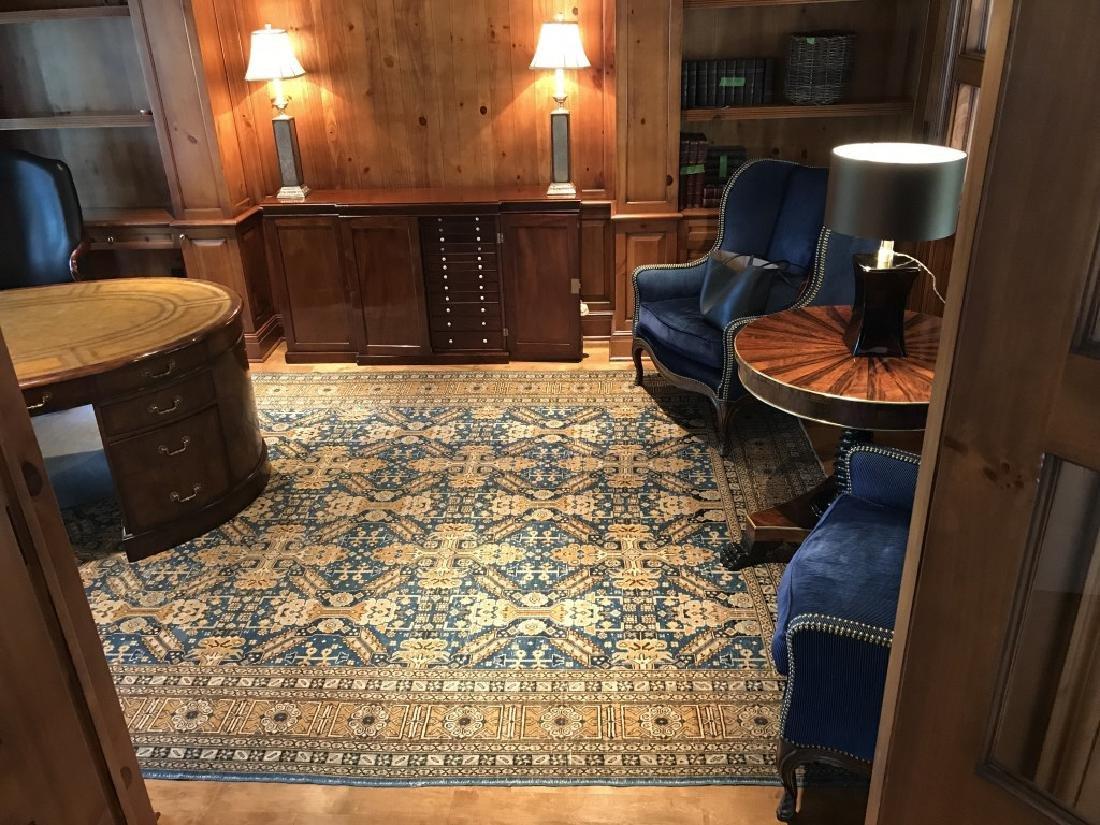 TABRIZ Room Size Hand Made Oriental Carpet