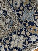 FARAHAN Room Size Hand Made Oriental Carpet