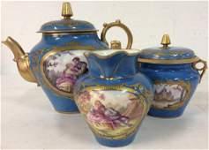 SEVRES Porcelain Coffee or Tea Service