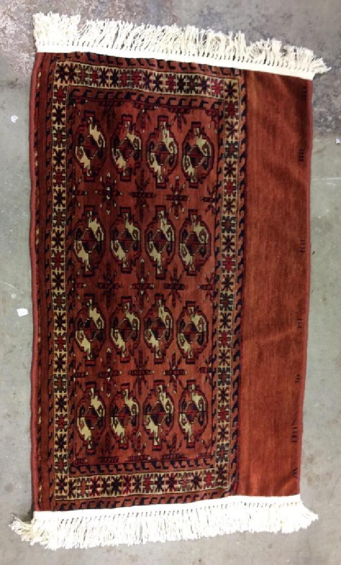 Vintage/Antique Hand Woven Carpet - 3