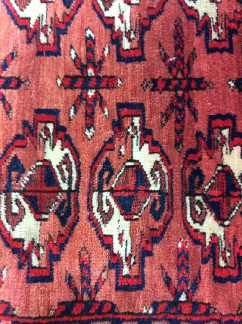 Vintage/Antique Hand Woven Carpet - 5