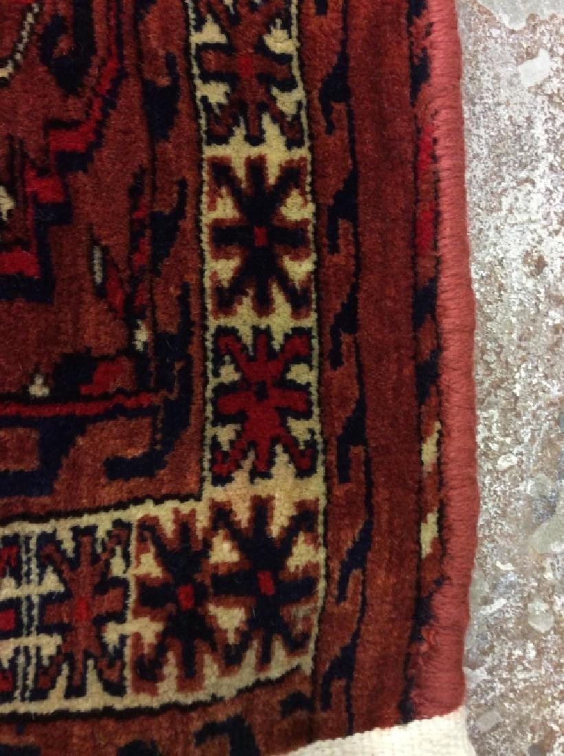 Vintage/Antique Hand Woven Carpet - 6
