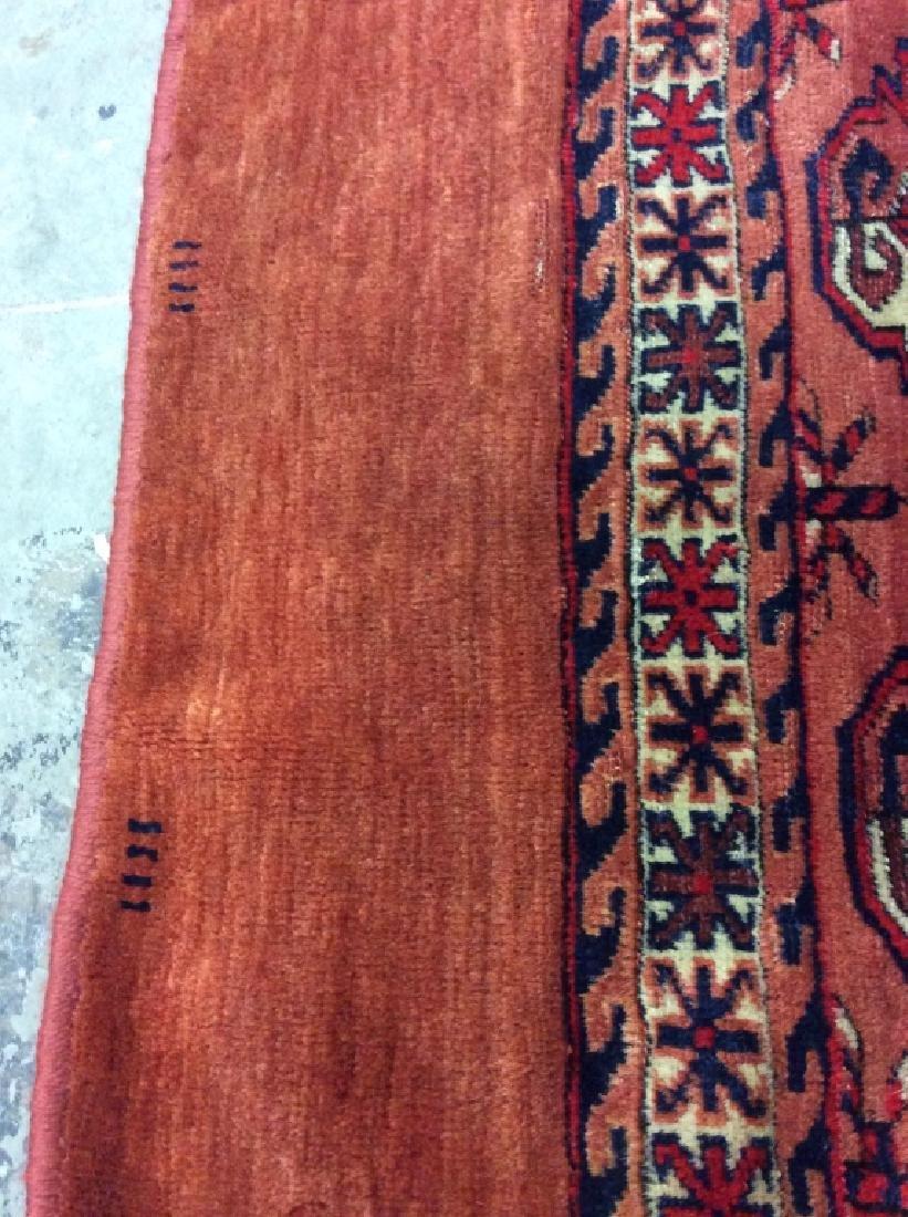 Vintage/Antique Hand Woven Carpet - 7