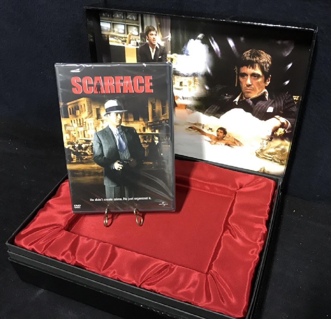 Boxed edition Scarface the movie Dvd - 3