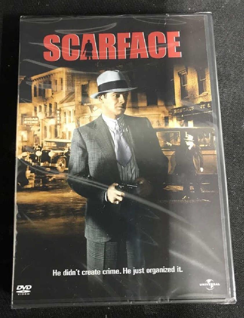 Boxed edition Scarface the movie Dvd - 4