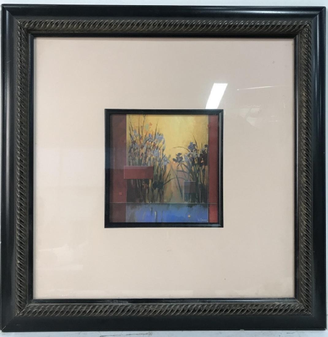 LI LEGER Framed Art Print