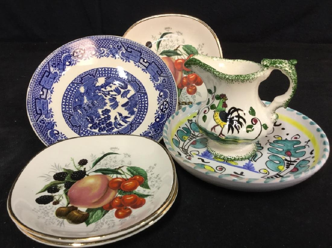 Group lot of Mixed Porcelain