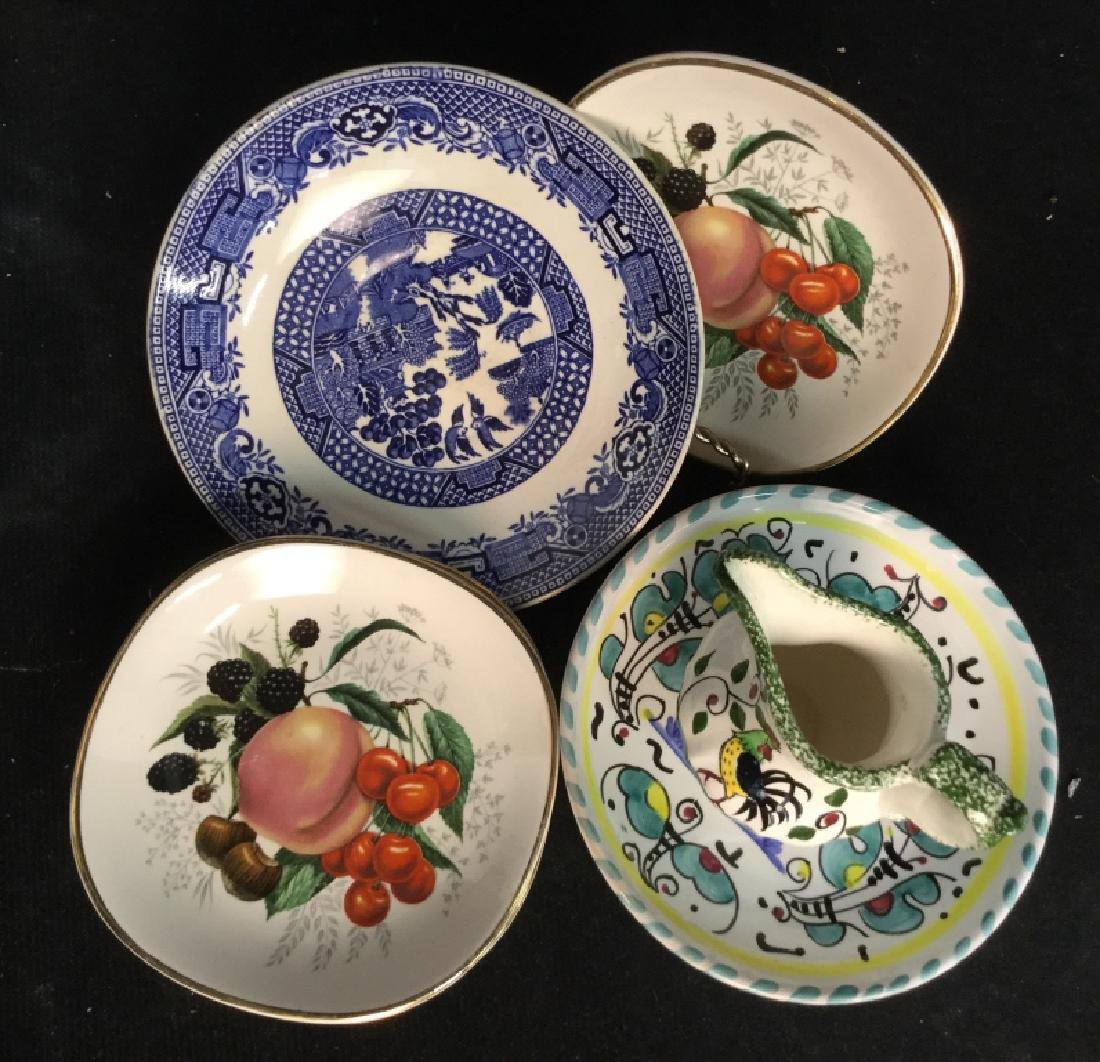 Group lot of Mixed Porcelain - 2