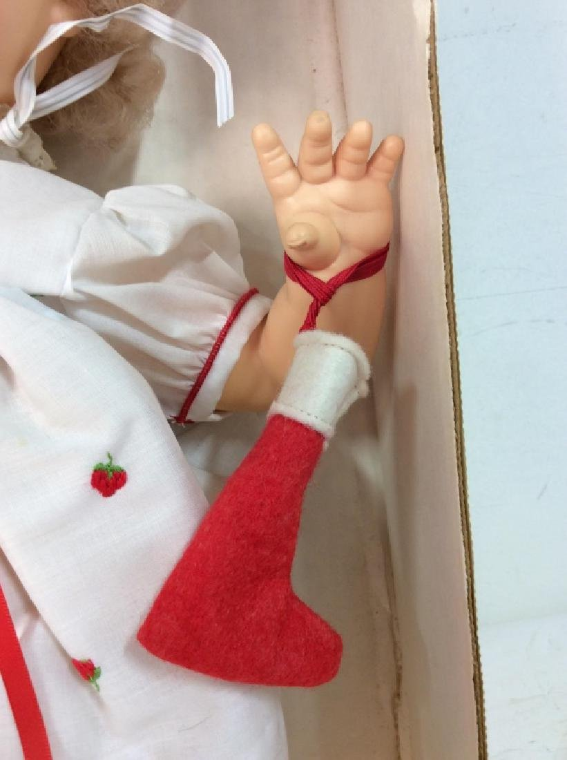 EFFANBEE Collectible Baby's First Christmas Doll - 6