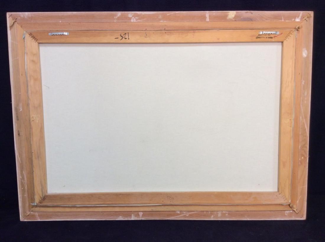 Framed Original Still Life Painting - 3