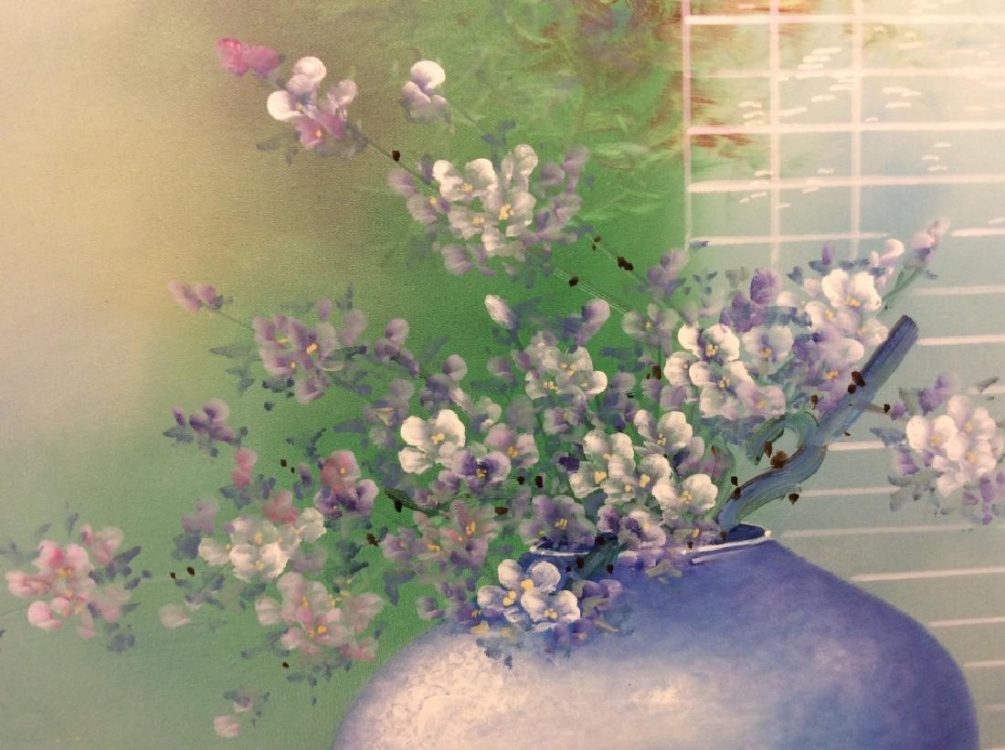 Framed Original Still Life Painting - 7