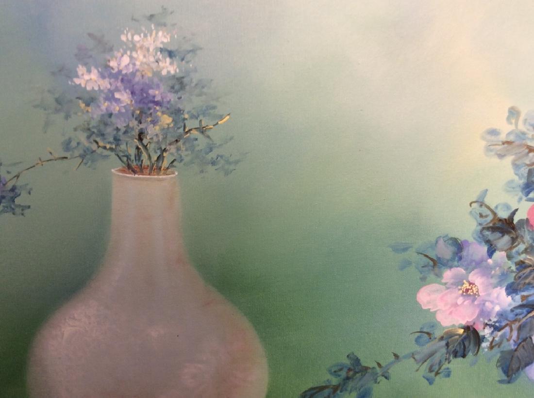 Framed Original Still Life Painting - 9