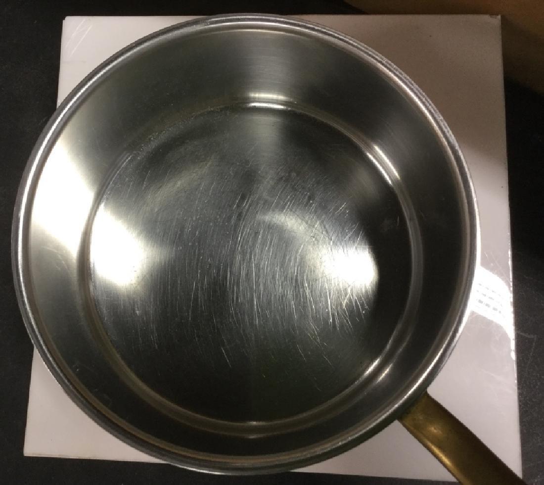 Culinox Copper Lidded Pot - 4