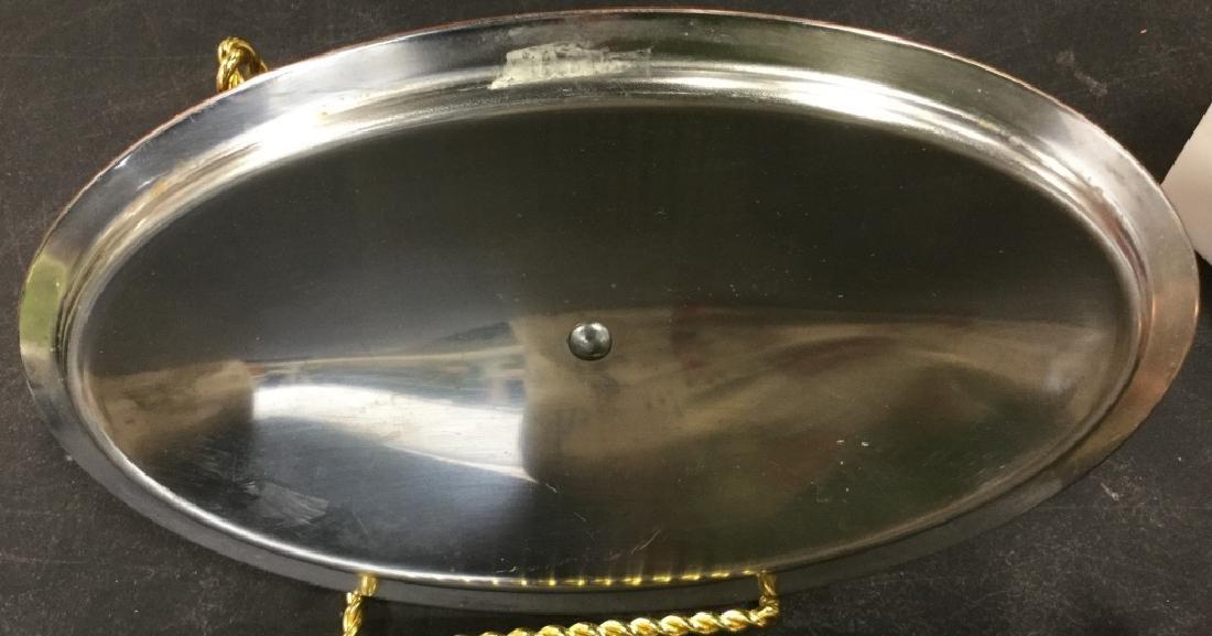 Culinox Copper Lidded Double Boiler - 7