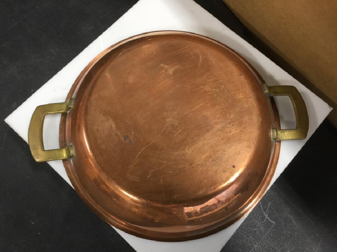 Culinox Copper Sauce  Pan - 3